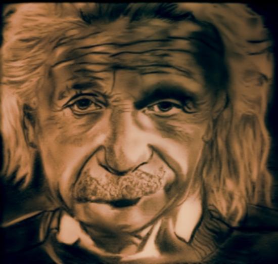 Albert Einstein by ichigo85